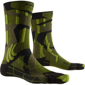 X-Socks Trek Pioneer LT Socks Herren forest green/modern camo